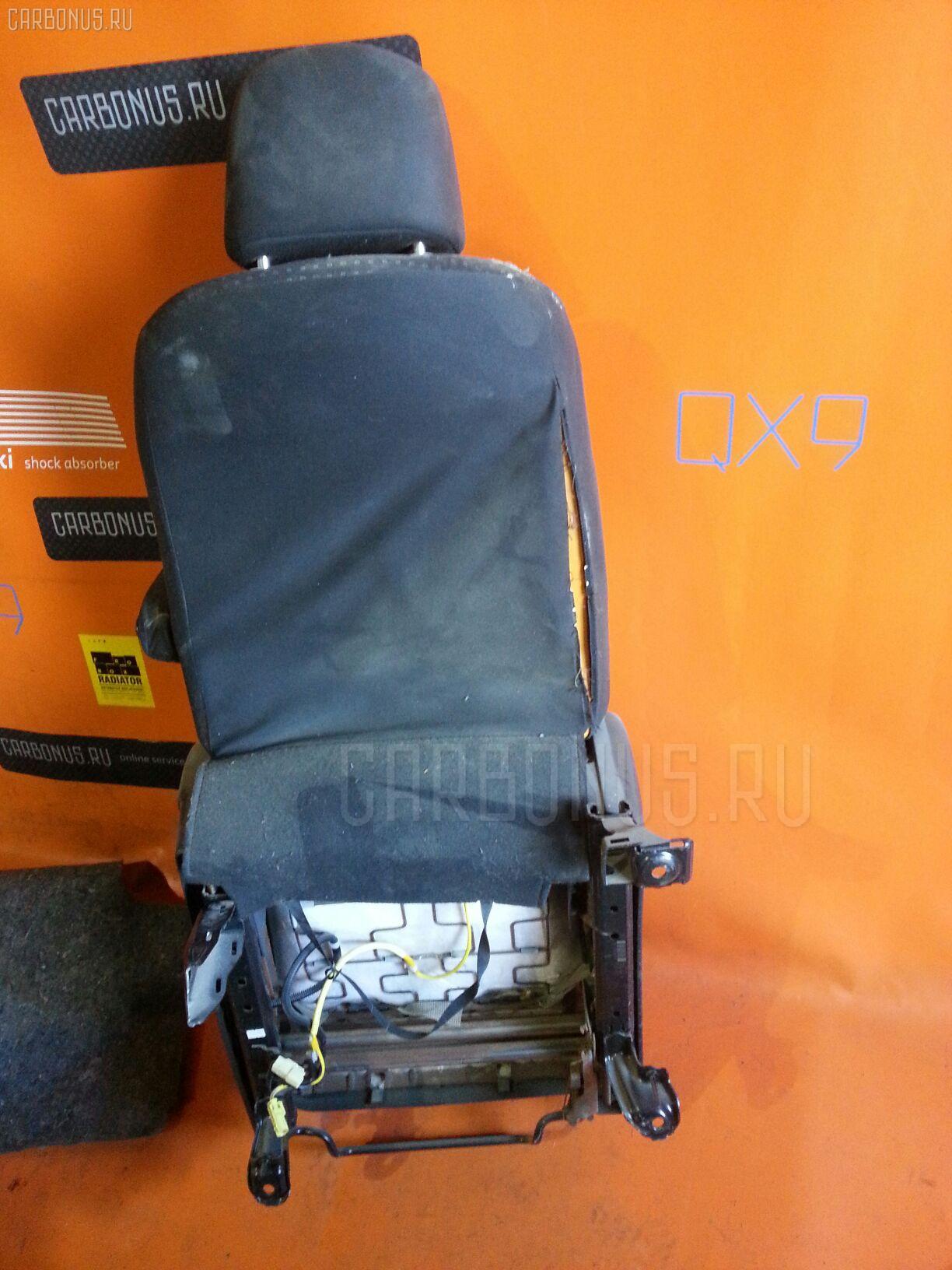 Сиденье легк TOYOTA RACTIS NCP105 Фото 1