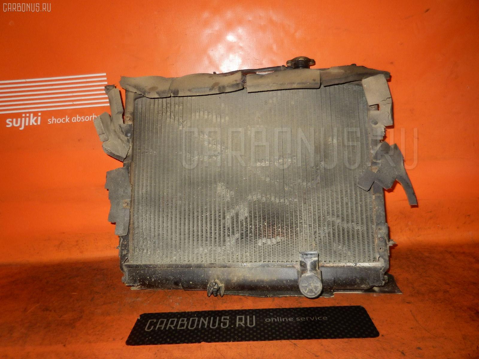 Радиатор ДВС TOYOTA HIACE LY161 3L Фото 6