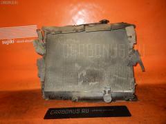 Радиатор ДВС TOYOTA HIACE LY161 3L