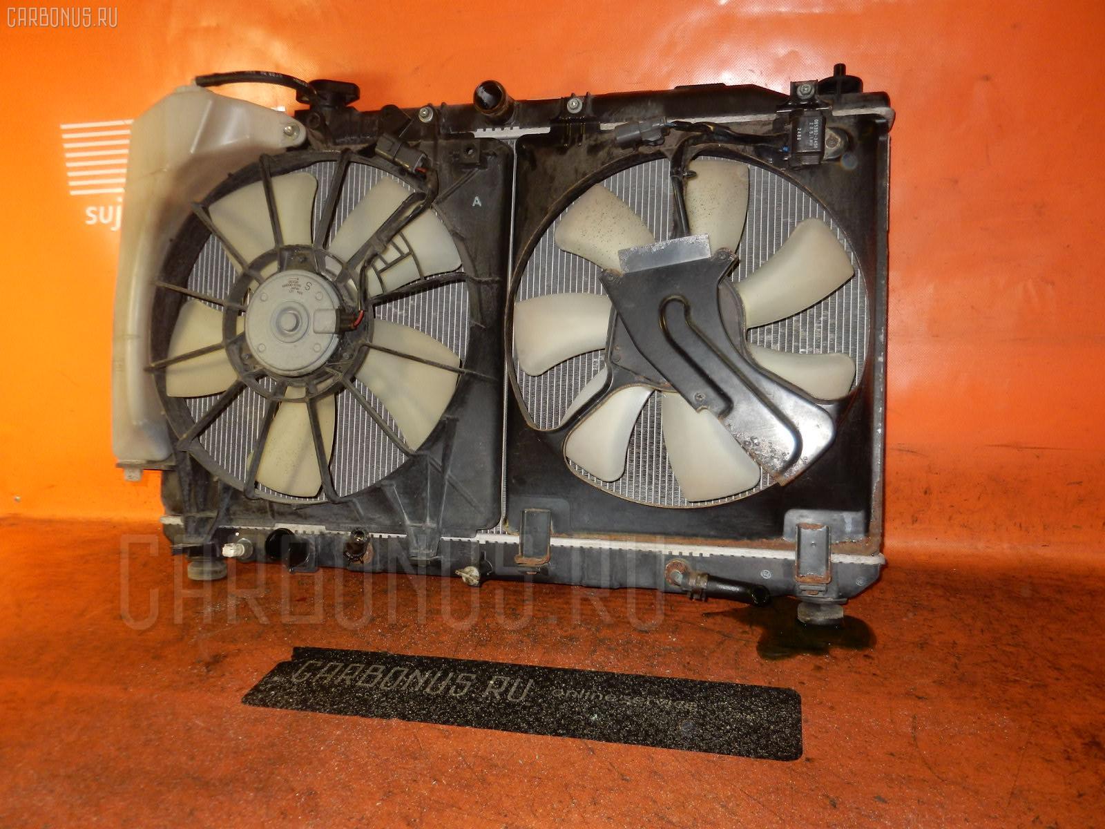 Радиатор ДВС Honda Stream RN7 R18A Фото 1