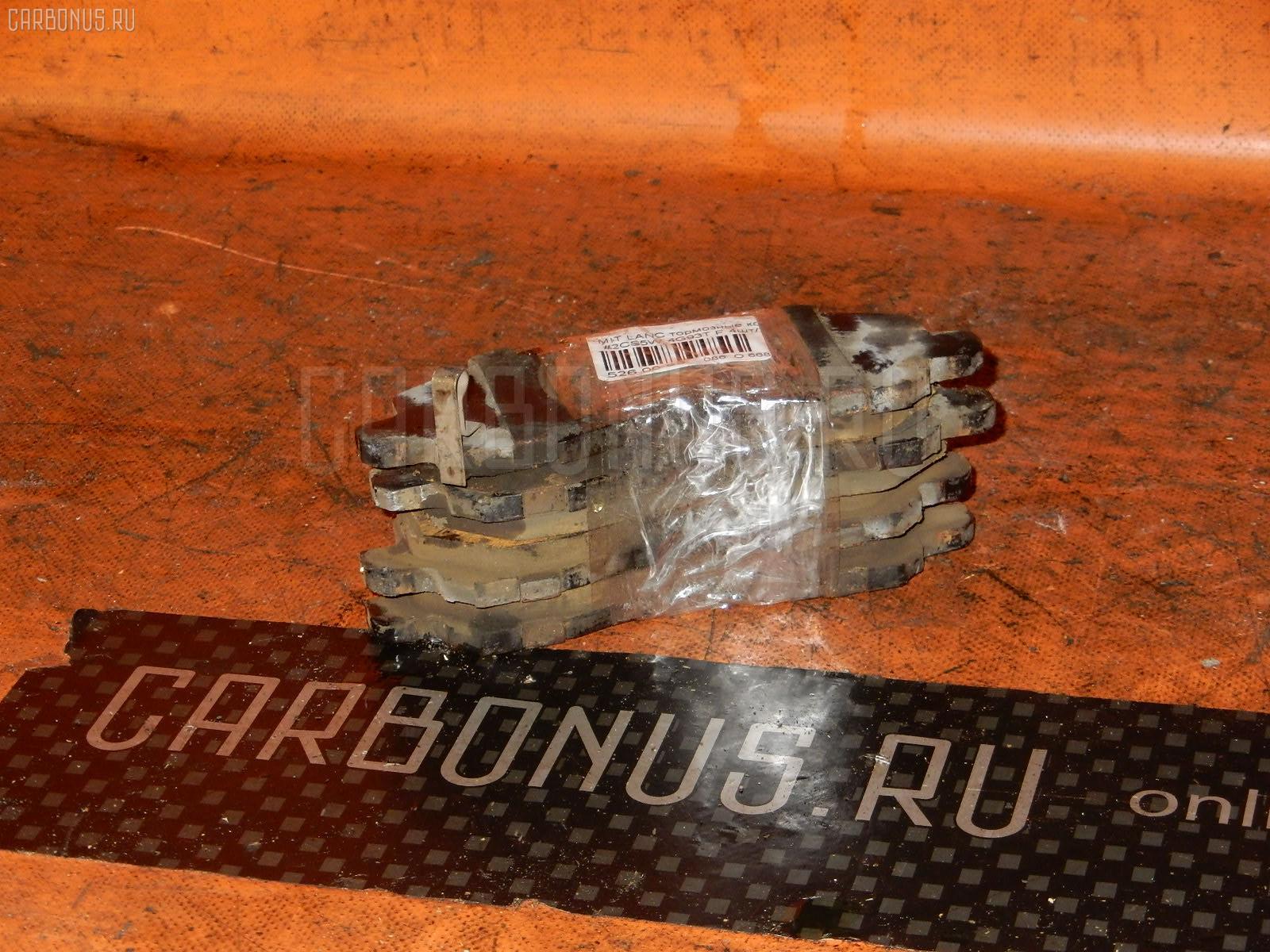 Тормозные колодки MITSUBISHI GRANDIS NA4W 4G69. Фото 2