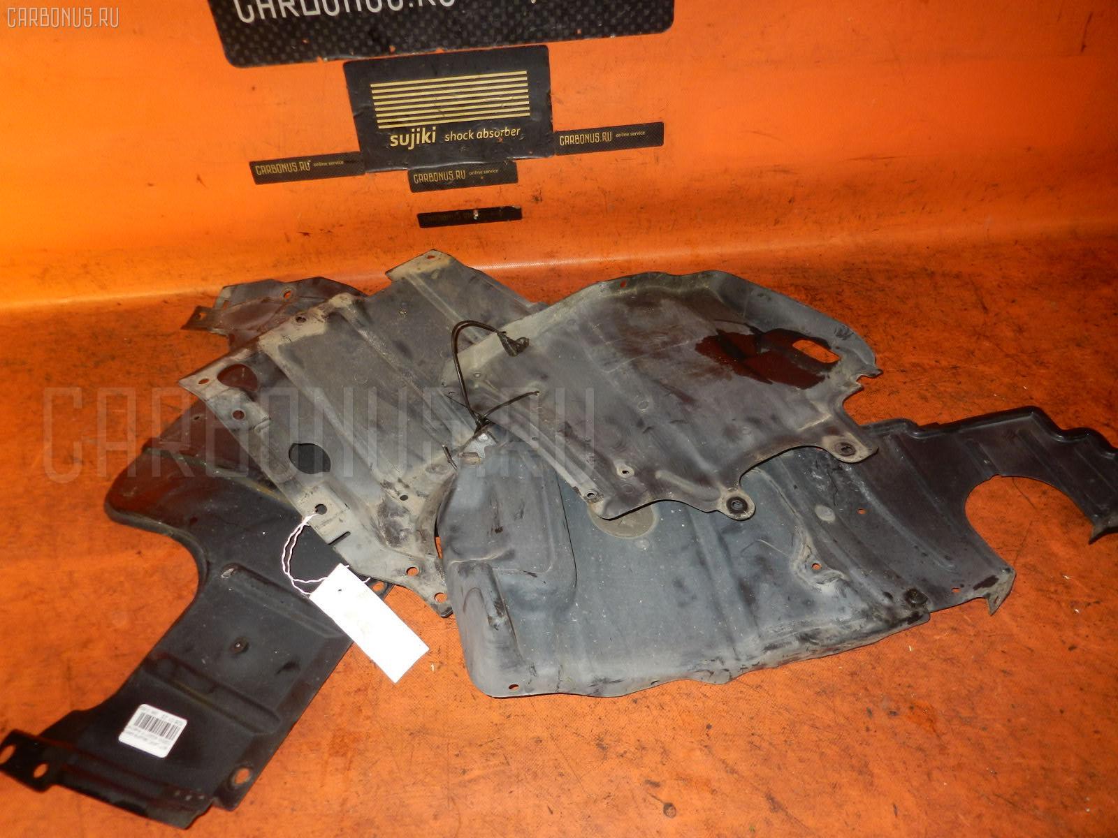Защита двигателя MITSUBISHI LANCER CEDIA WAGON CS5W 4G93-T. Фото 2