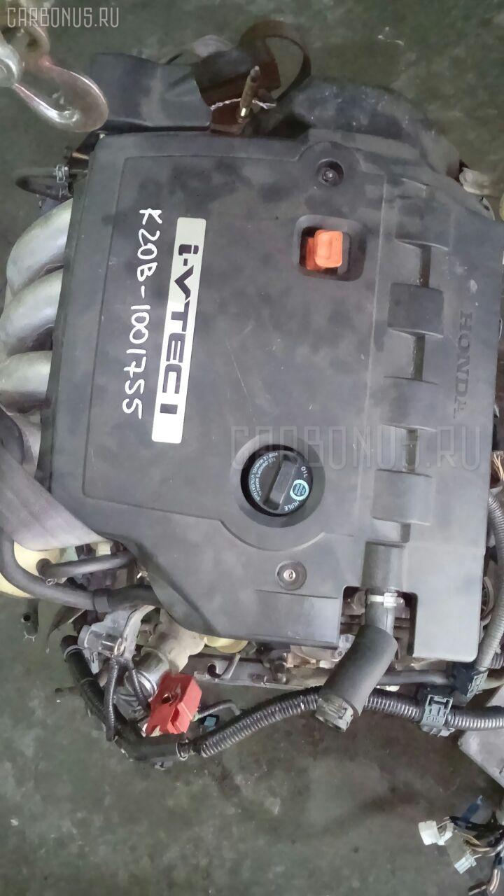 Двигатель HONDA STREAM RN5 K20B. Фото 6