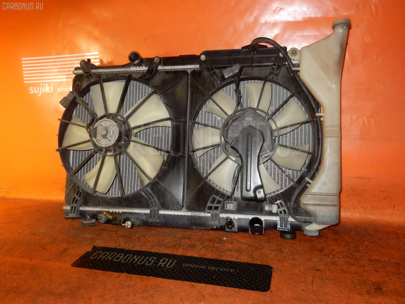 Радиатор ДВС HONDA STREAM RN5 K20B. Фото 1