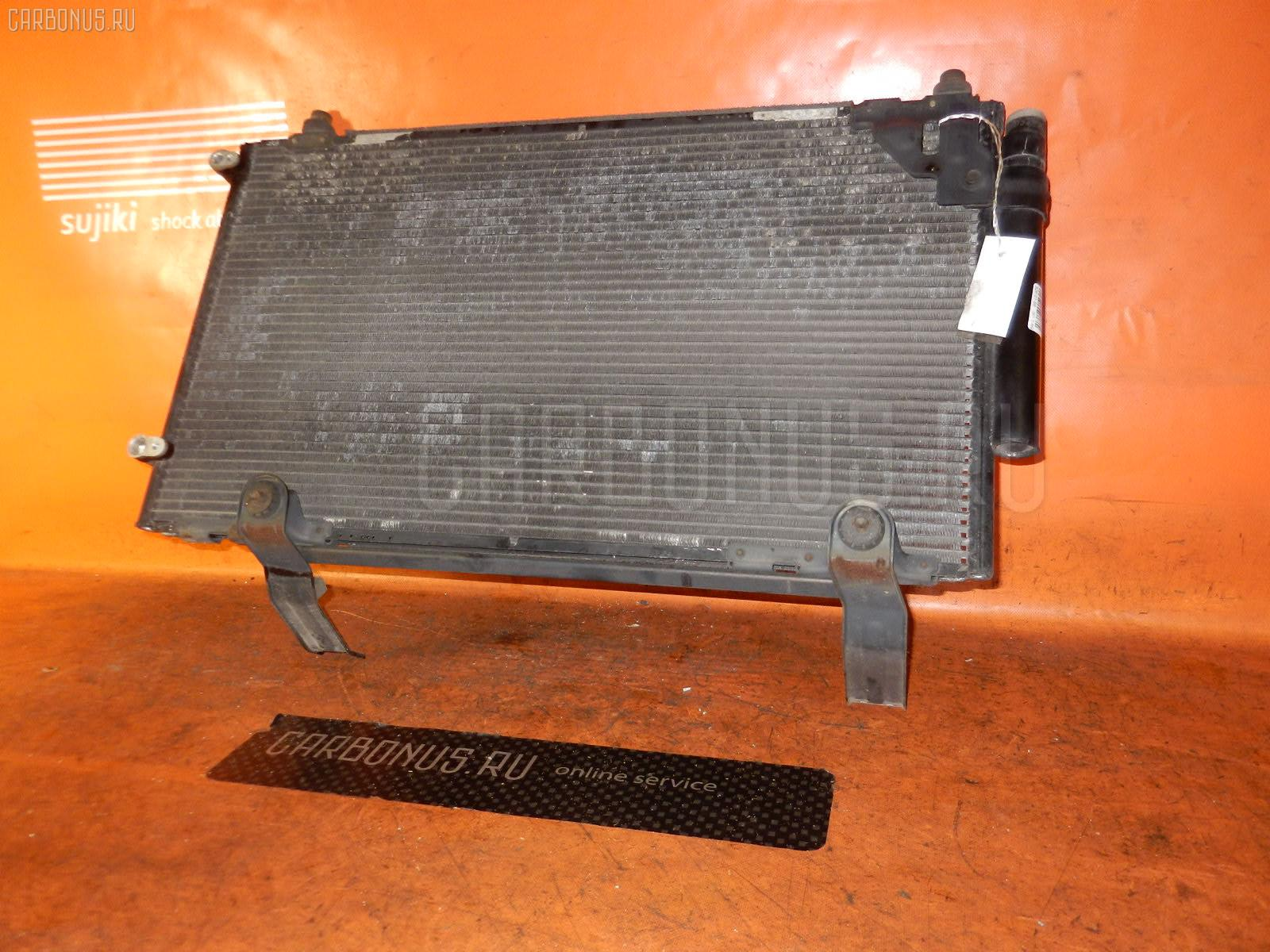 Радиатор кондиционера HONDA STREAM RN5 K20B. Фото 2