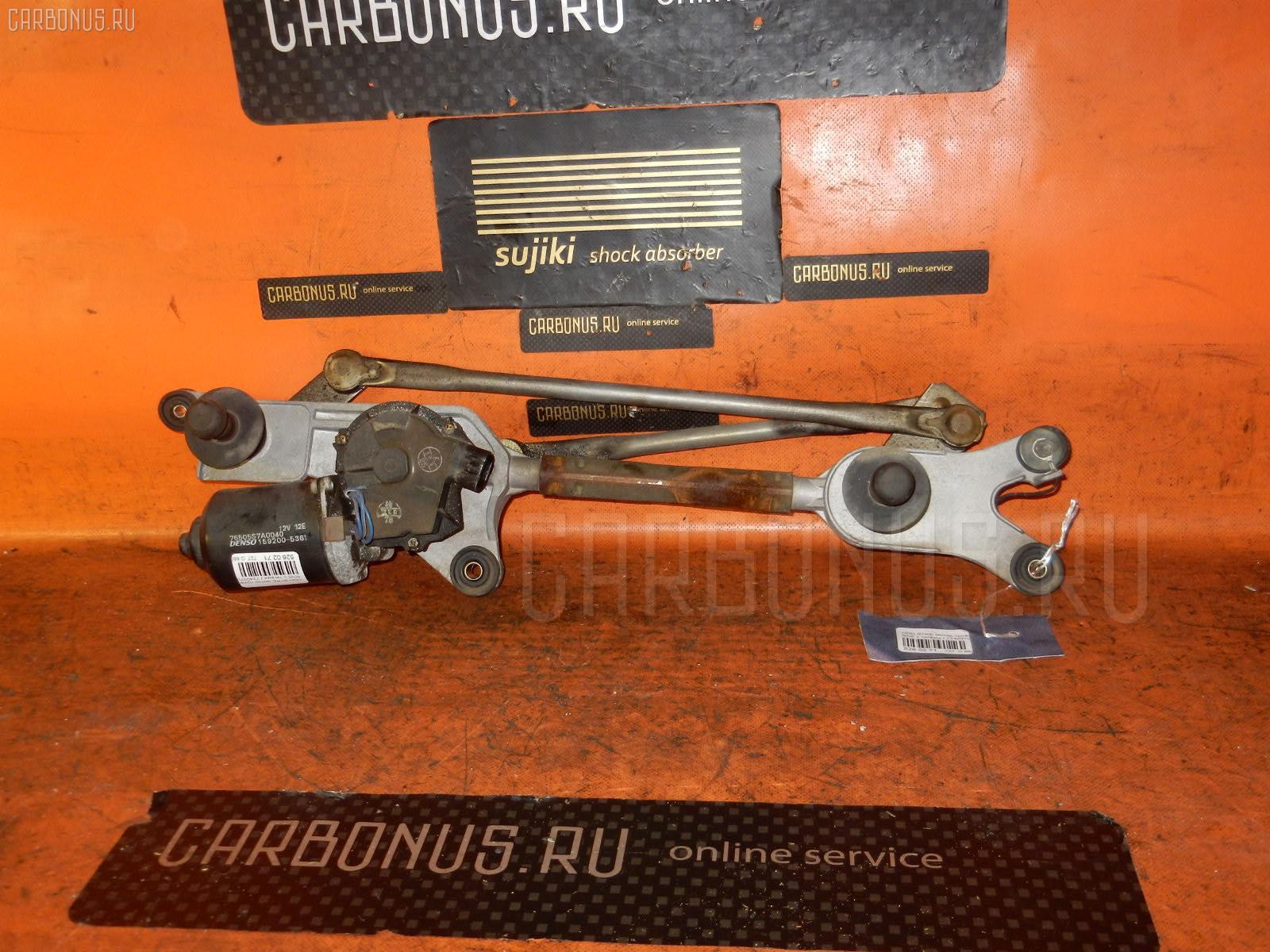 Мотор привода дворников HONDA STREAM RN5 Фото 1