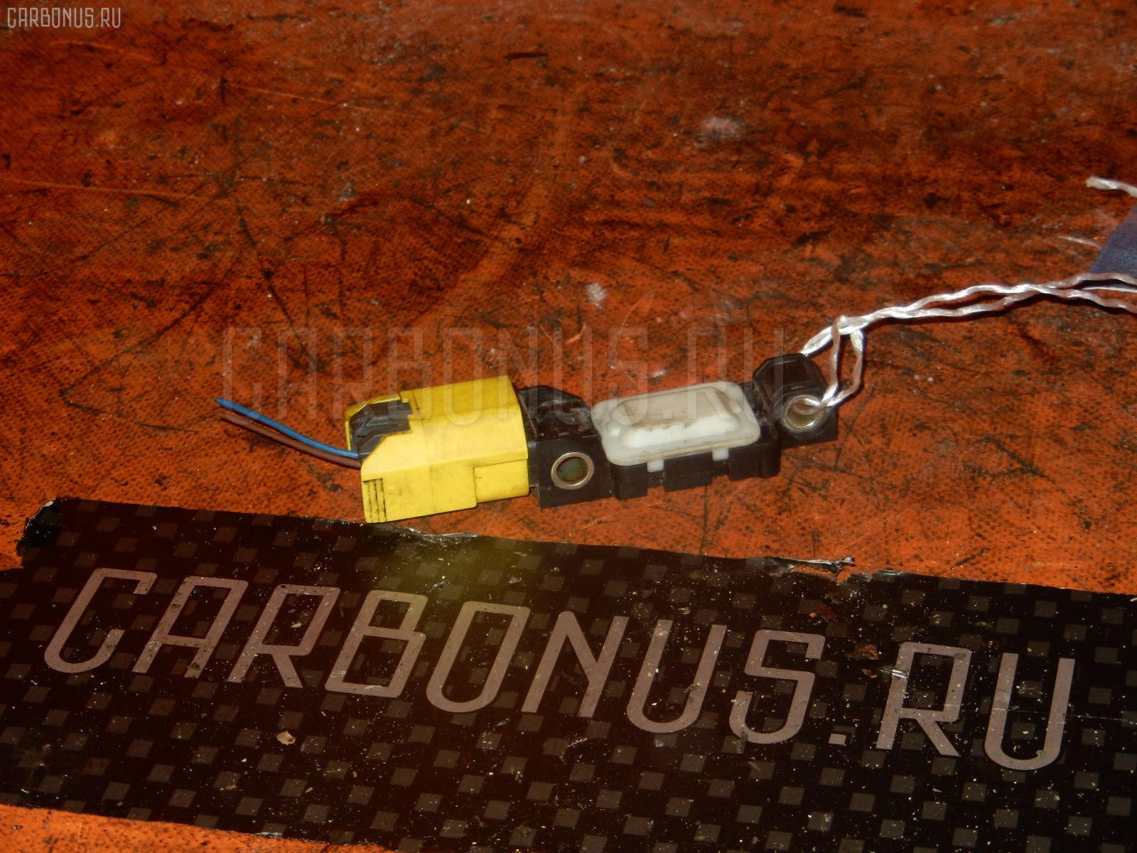 Датчик air bag Volkswagen Touareg 7LAZZS AZZ Фото 1