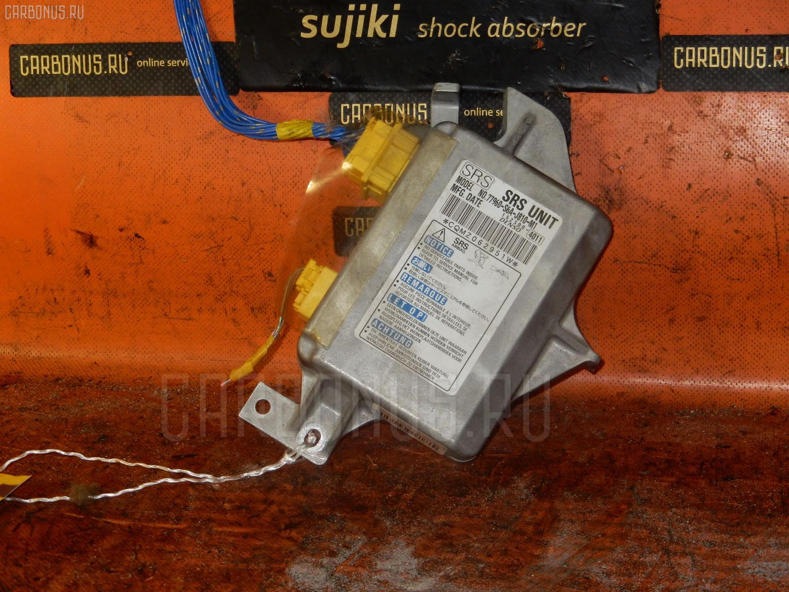 Блок управления air bag HONDA CIVIC EU1 D15B Фото 1