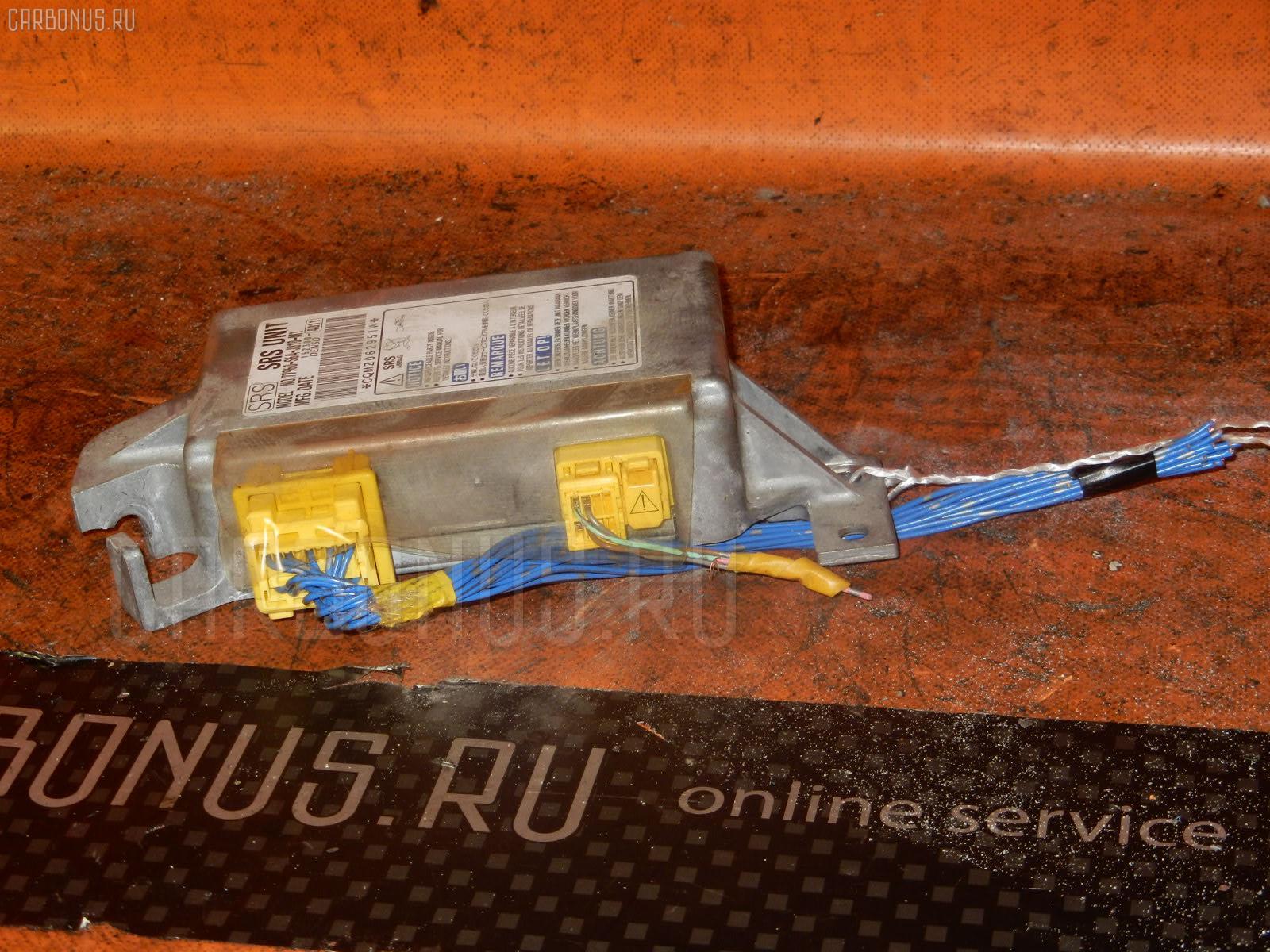 Блок управления air bag HONDA CIVIC EU1 D15B Фото 2