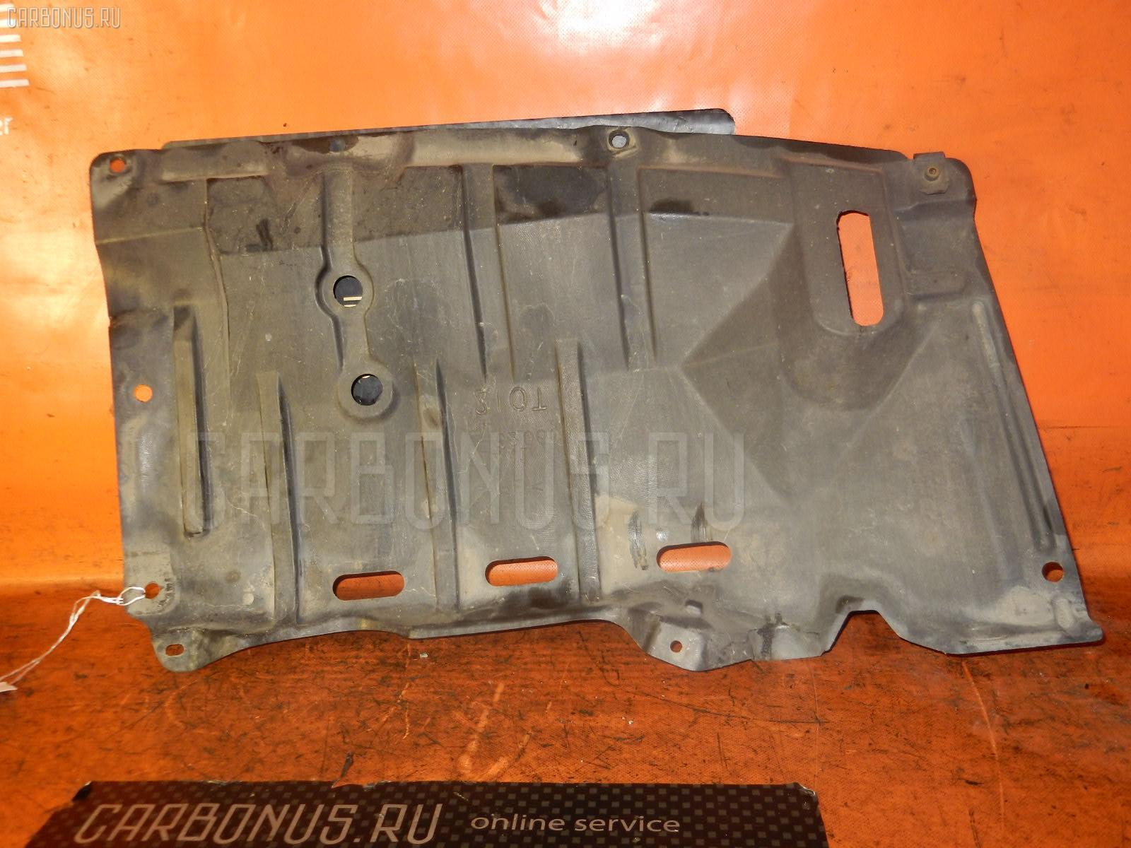Защита двигателя TOYOTA CAMRY SV40 4S-FE. Фото 6