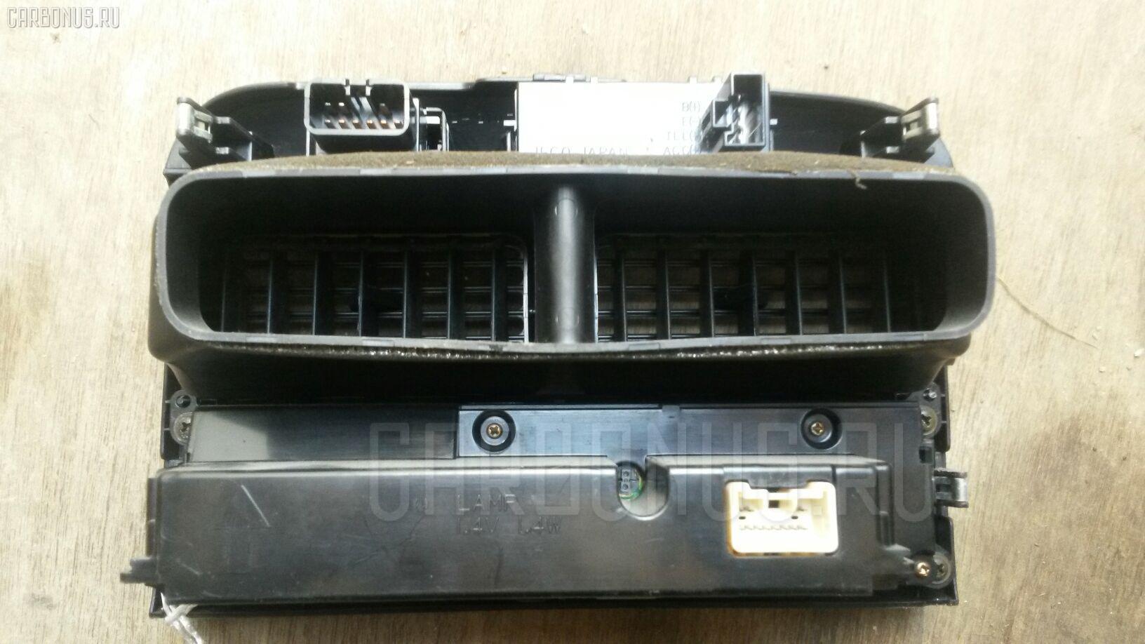 Блок управления климатконтроля TOYOTA CAMRY SV40 4S-FE. Фото 6