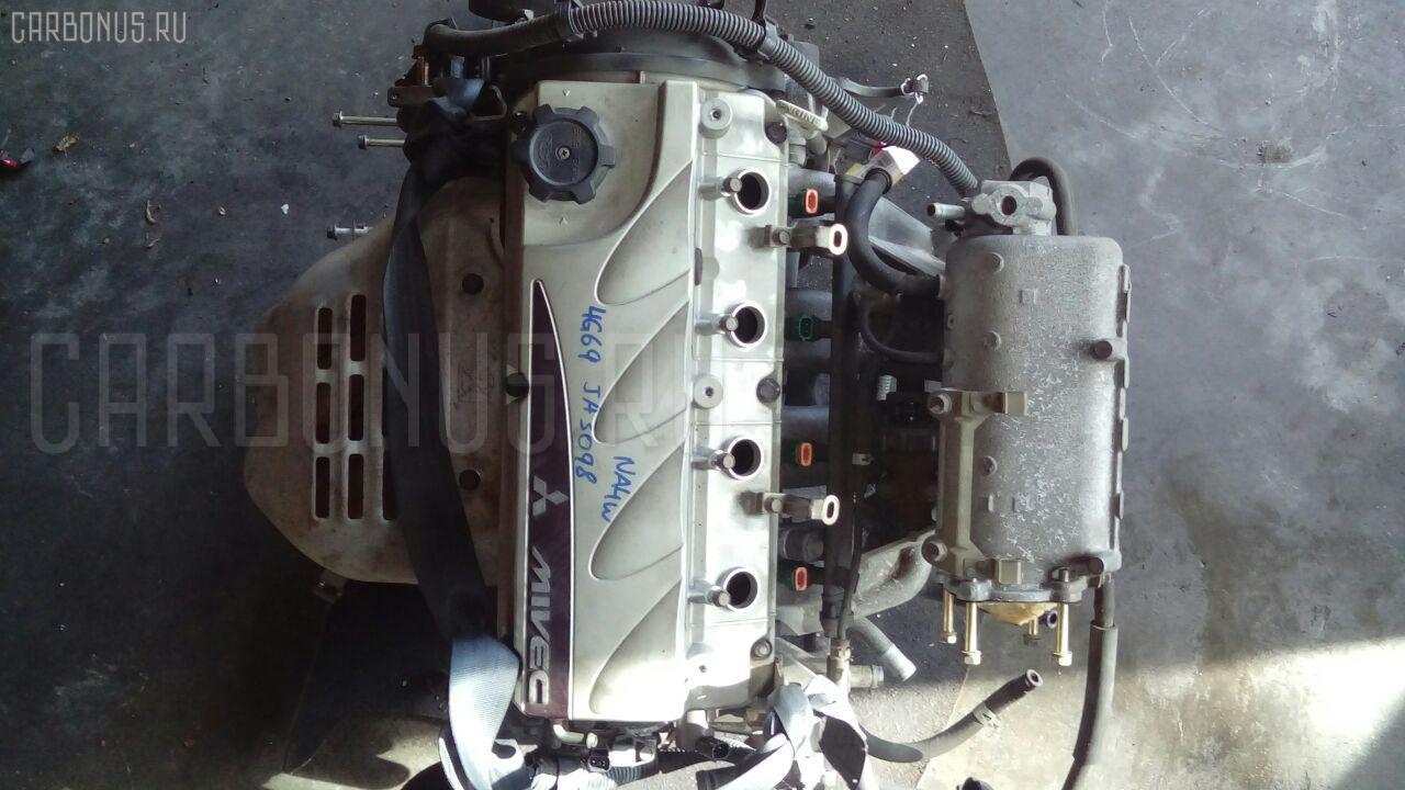 Двигатель MITSUBISHI GRANDIS NA4W 4G69. Фото 10