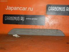 Накладка на порог салона Mitsubishi Grandis NA4W Фото 1