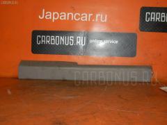 Накладка на порог салона Mitsubishi Grandis NA4W Фото 2