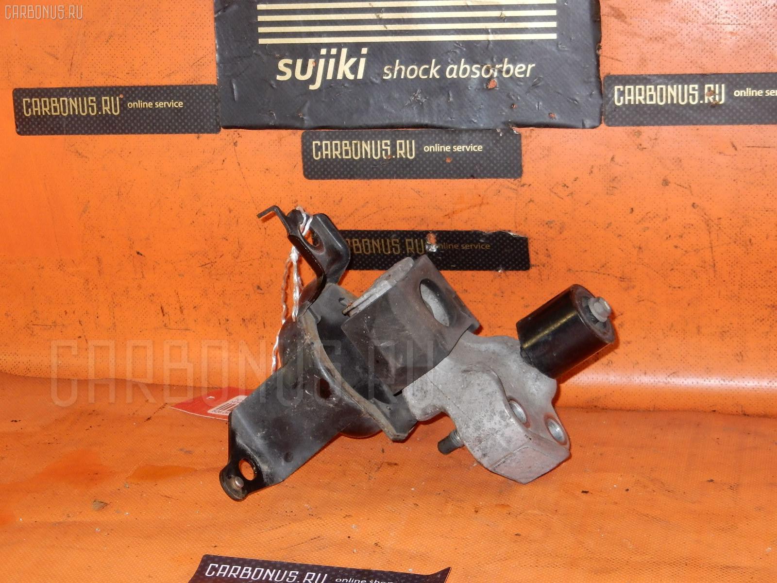 Подушка двигателя TOYOTA FUNCARGO NCP20 2NZ-FE. Фото 5