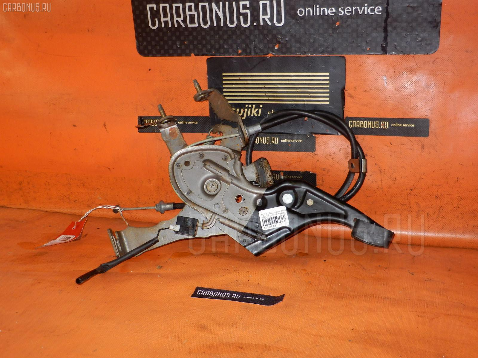 Тросик стояночного тормоза TOYOTA FUNCARGO NCP20 2NZ-FE Фото 1