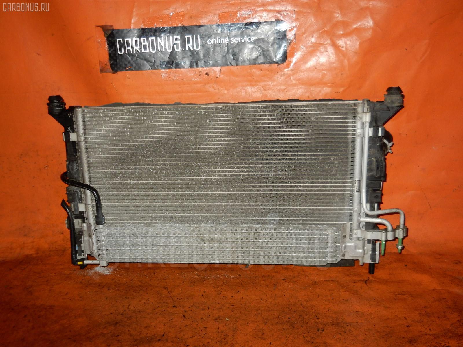 Радиатор ДВС FORD FOCUS II WF0AOD AODA. Фото 7