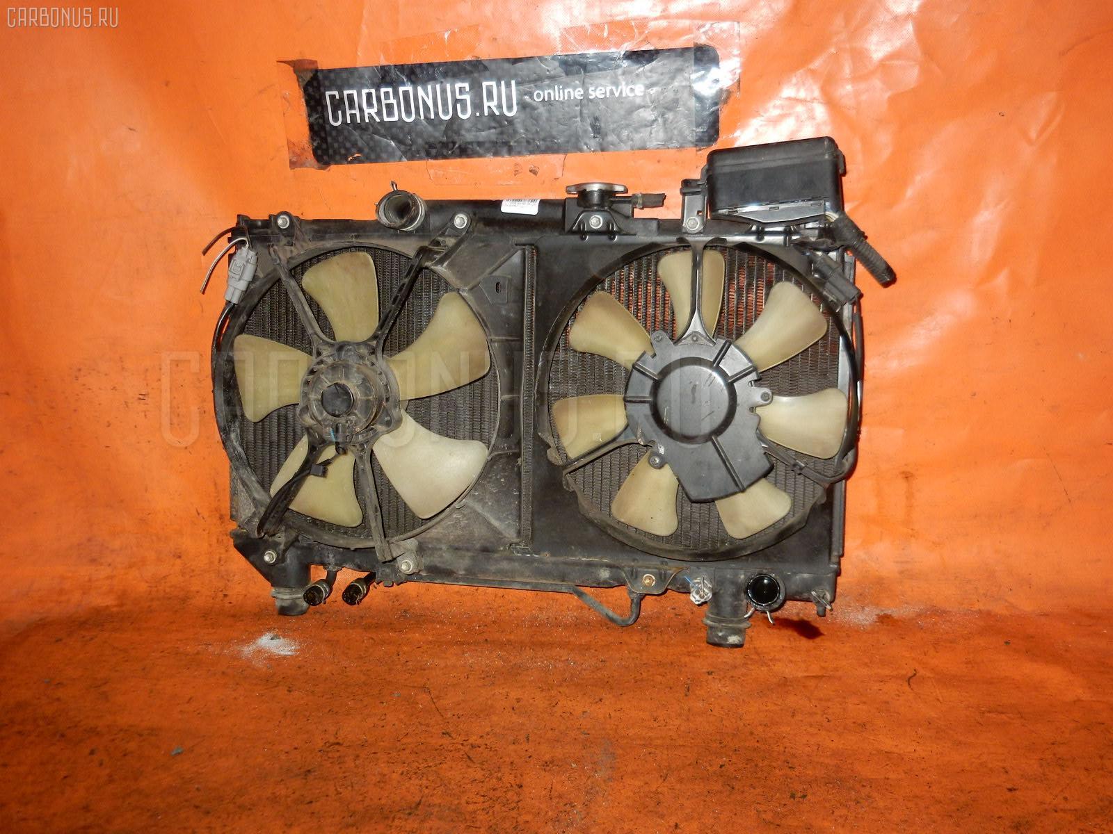 Радиатор ДВС TOYOTA ST190 4S-FE. Фото 8