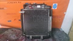 Радиатор ДВС TOYOTA PASSO KGC10 1KR-FE Фото 2