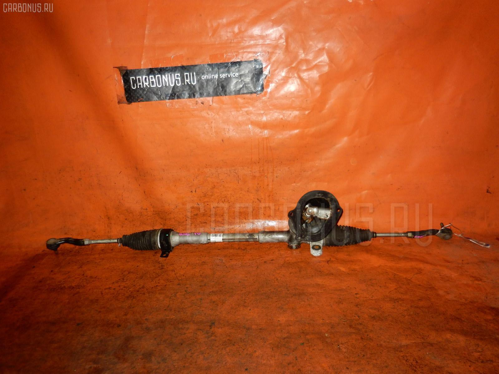 Рулевая рейка TOYOTA PASSO QNC10 K3-VE. Фото 7