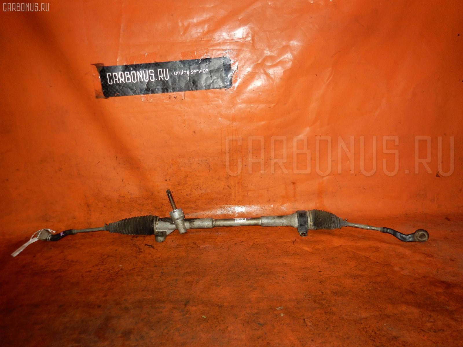 Рулевая рейка TOYOTA PASSO QNC10 K3-VE. Фото 8