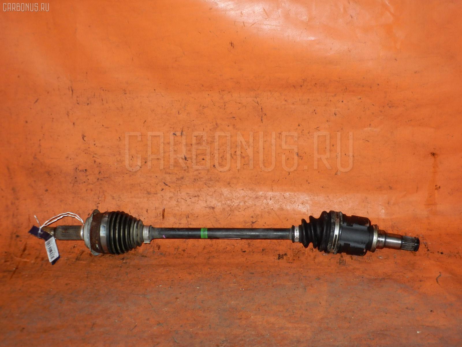 Привод TOYOTA VITZ KSP90 1KR-FE. Фото 6