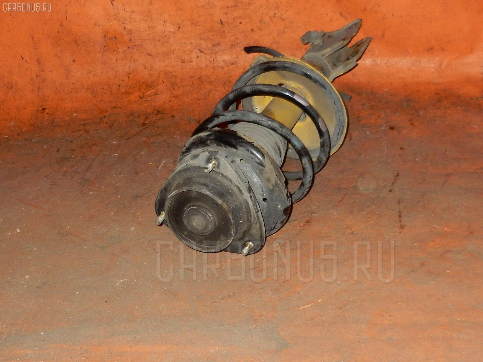 Стойка амортизатора SUBARU LEGACY B4 BEE EZ30. Фото 3