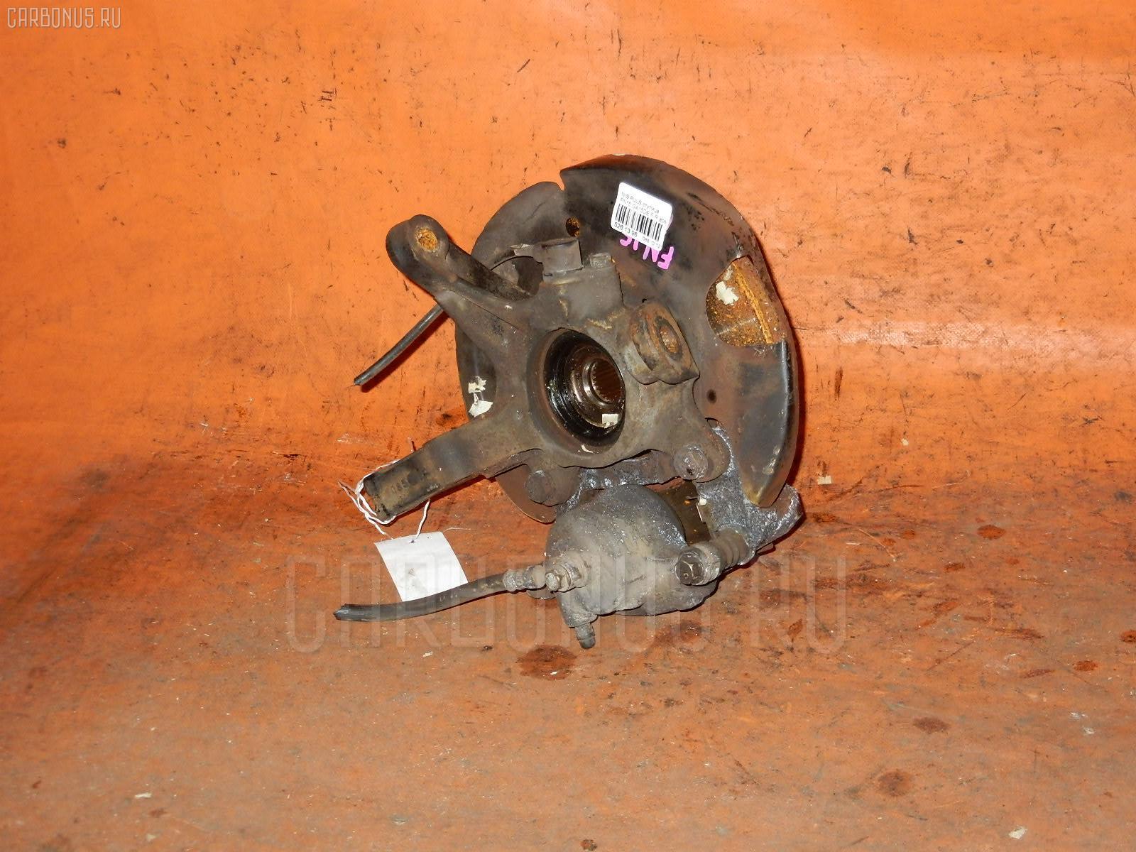 Ступица NISSAN PULSAR FN15 GA15DE. Фото 6