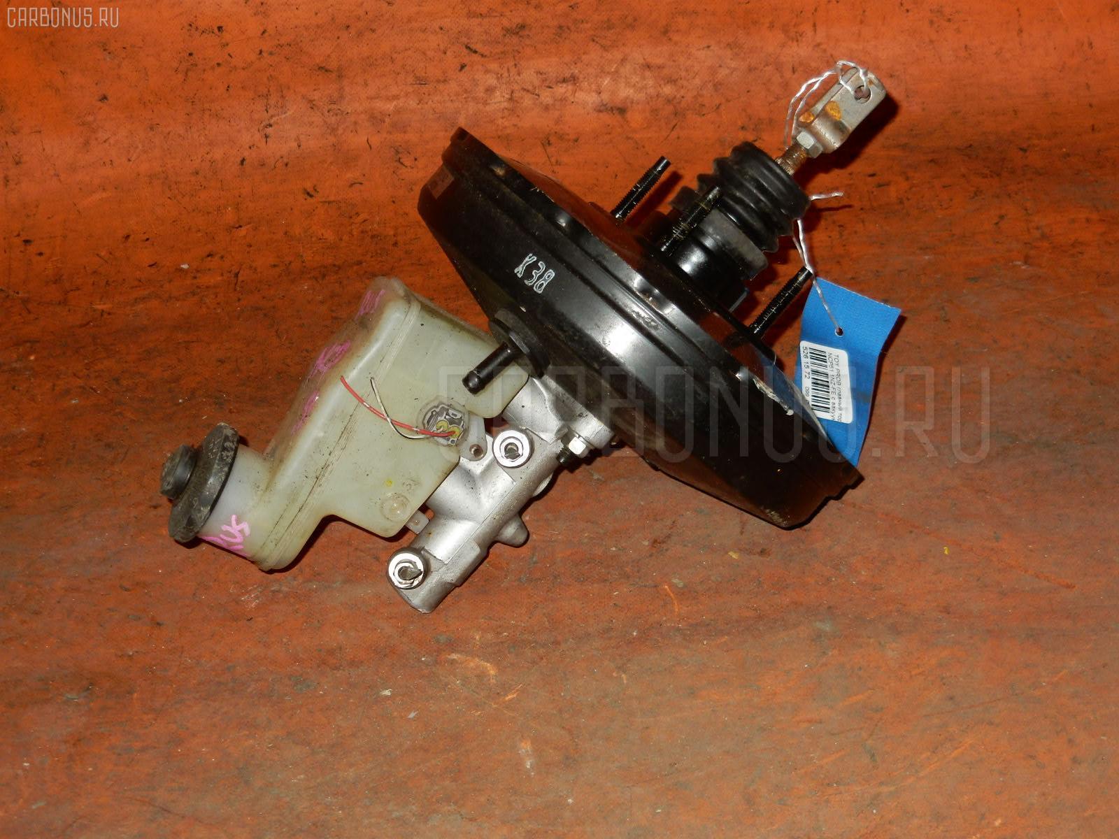 Главный тормозной цилиндр TOYOTA PROBOX NCP51 1NZ-FE. Фото 3