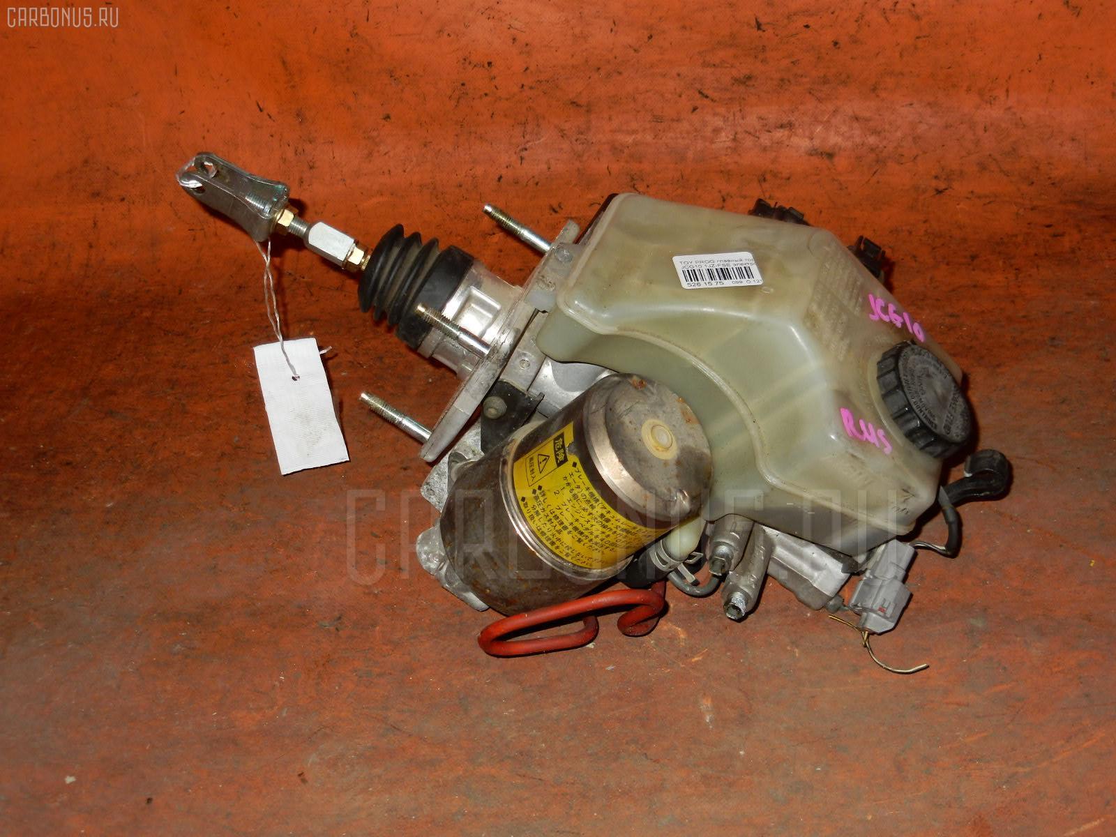 Главный тормозной цилиндр TOYOTA PROGRES JCG10 1JZ-FSE. Фото 5
