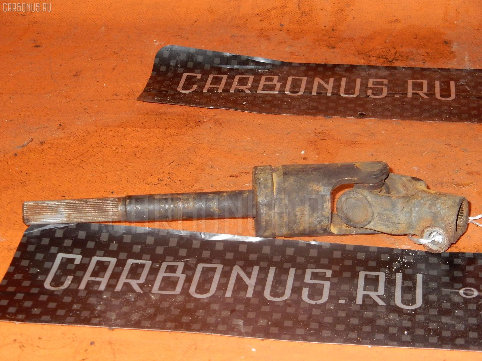 Рулевой карданчик TOYOTA CAMRY SV40. Фото 7