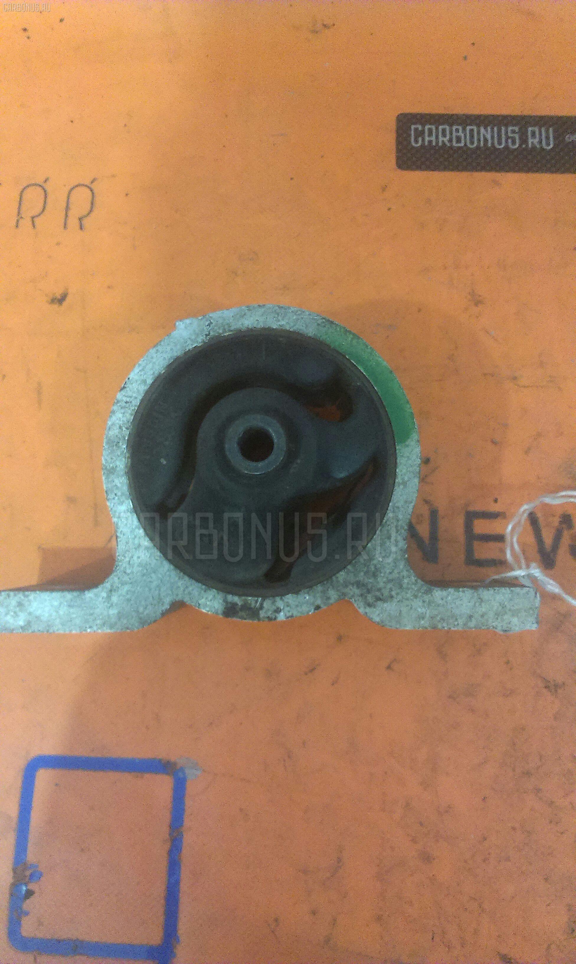 Подушка двигателя Nissan Ad VFY11 QG15DE Фото 1