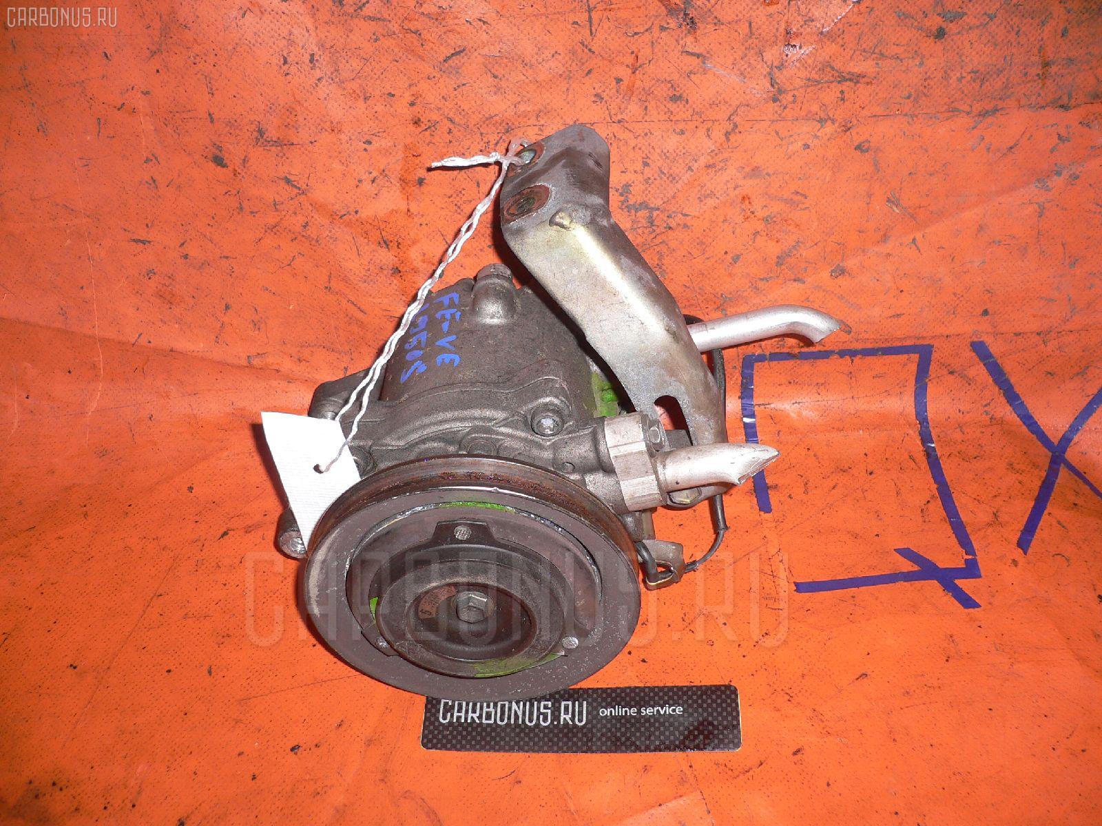 Компрессор кондиционера DAIHATSU MAX L950S EF-VE Фото 2