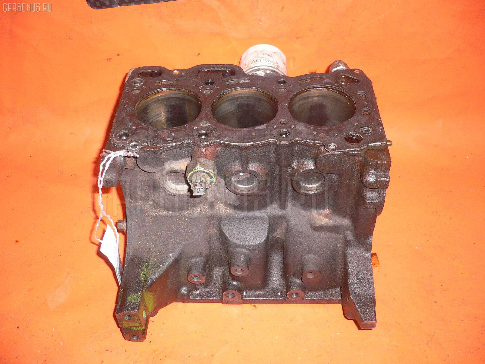 Блок двигателя DAIHATSU MAX L950S EF-VE Фото 1
