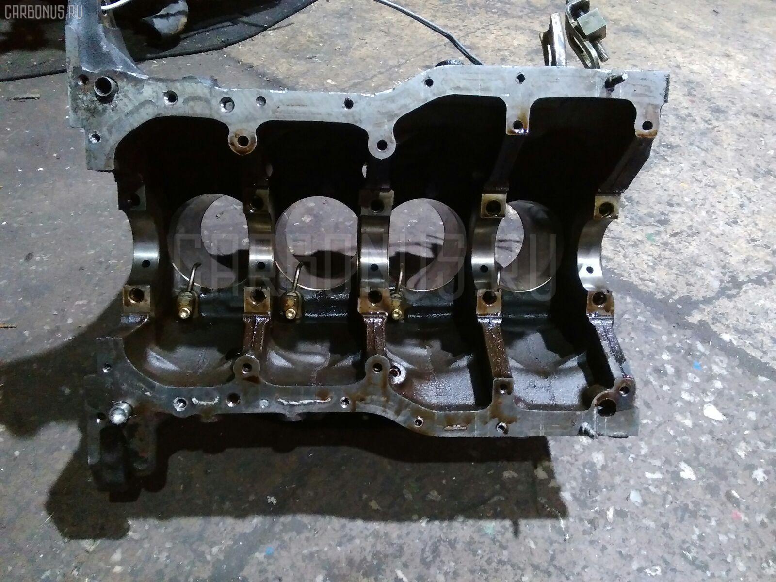 Блок двигателя TOYOTA CALDINA ST210G 3S-GE Фото 5