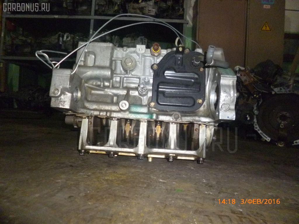 Блок двигателя HONDA FIT GD1 L13A Фото 3