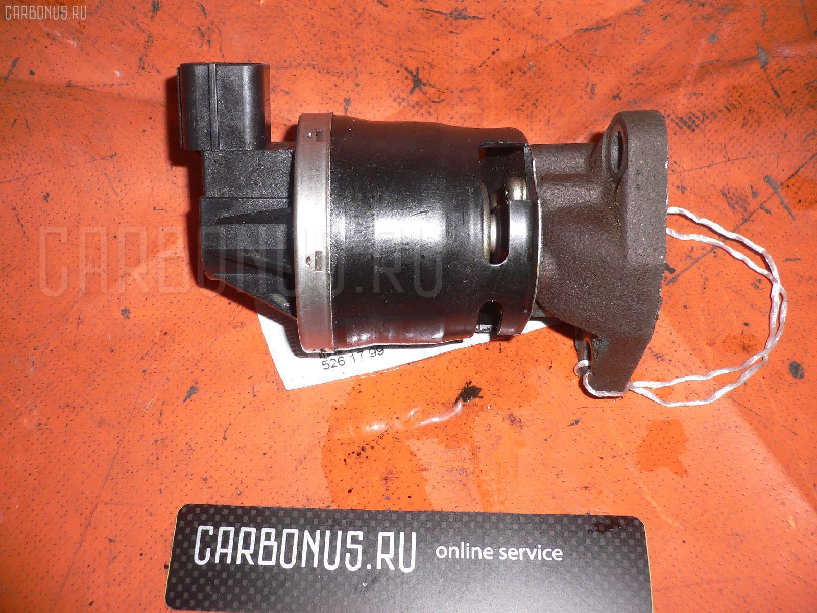 Клапан egr HONDA FIT GD1 L13A. Фото 3