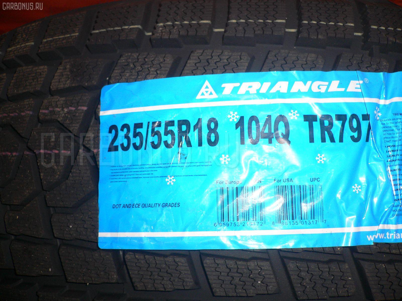 Автошина легковая зимняя TR797 235/55R18. Фото 1