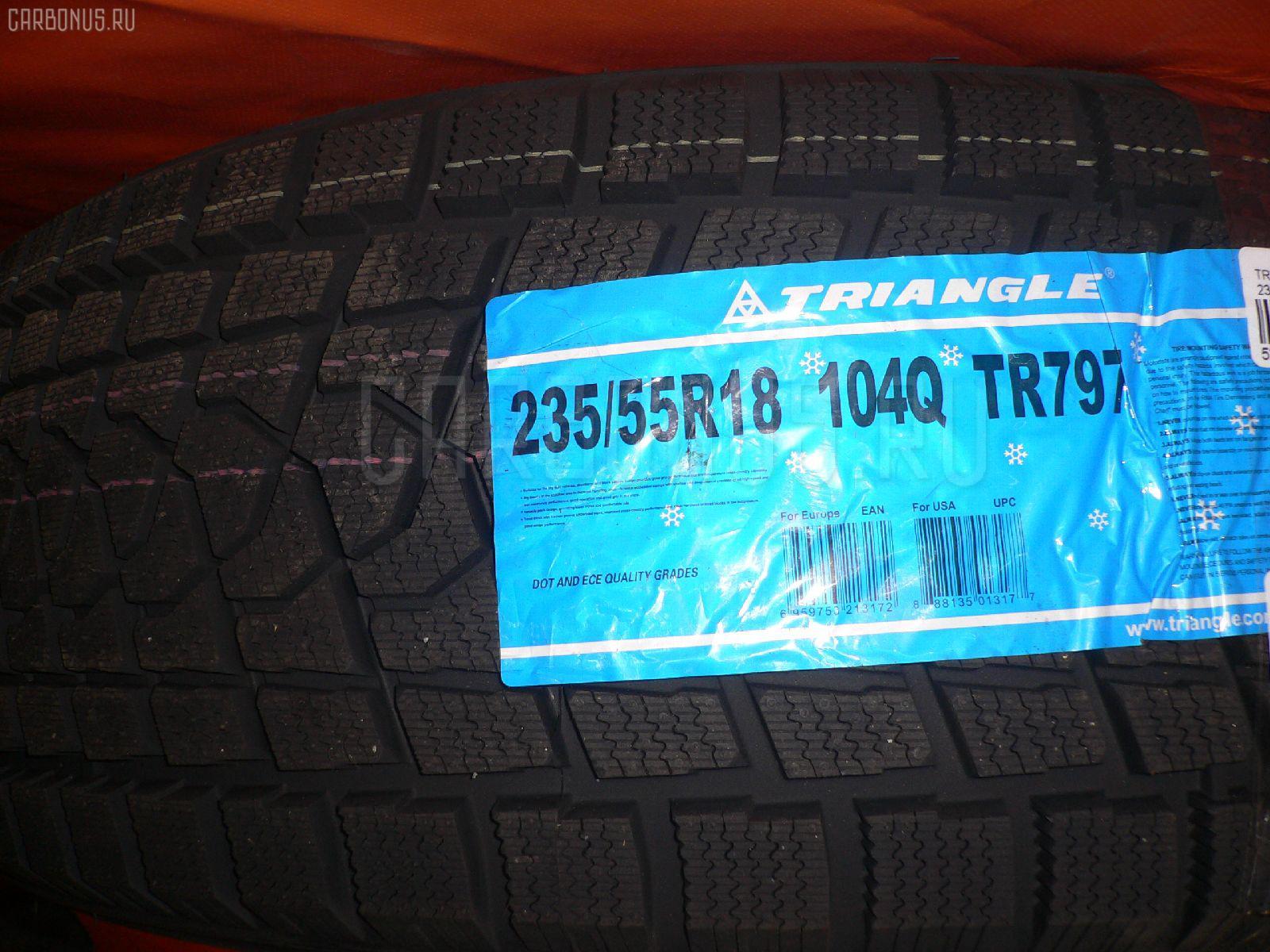 Автошина легковая зимняя TR797 235/55R18. Фото 11