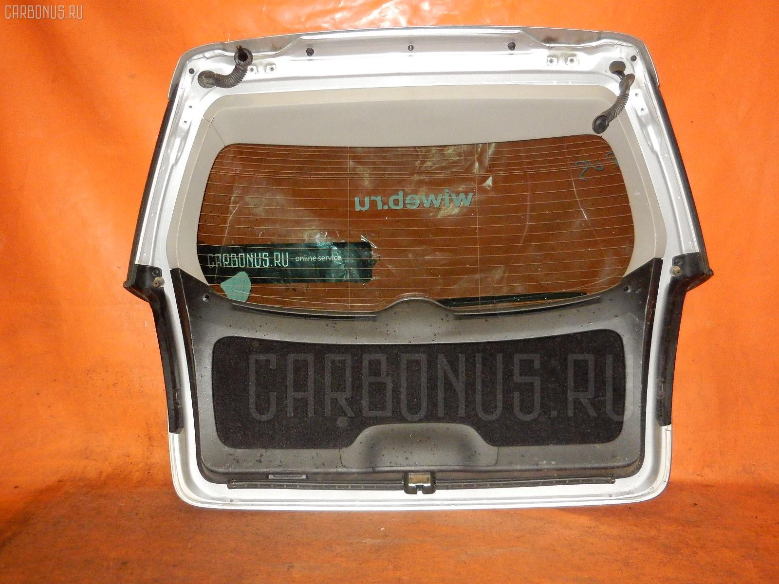 Дверь задняя SUBARU LEGACY WAGON BP5 Фото 1