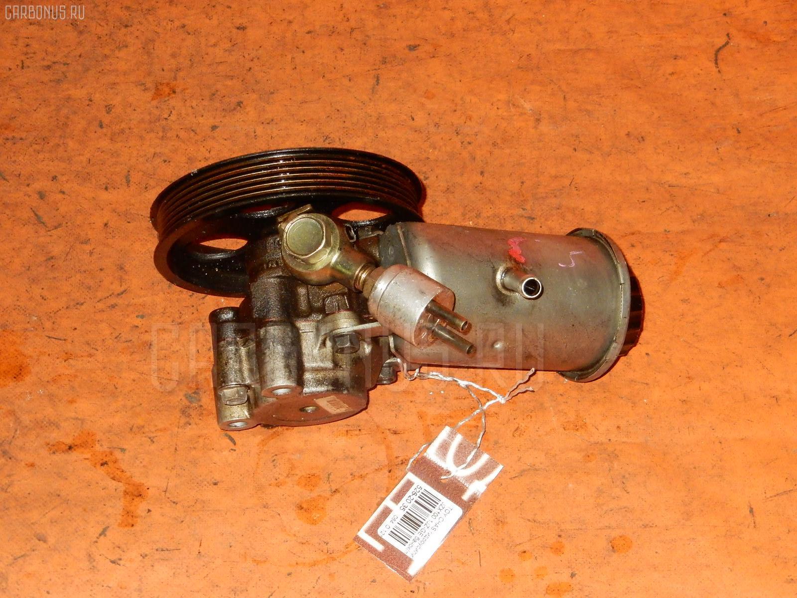 Гидроусилителя насос TOYOTA CHASER JZX100 1JZ-GE. Фото 3