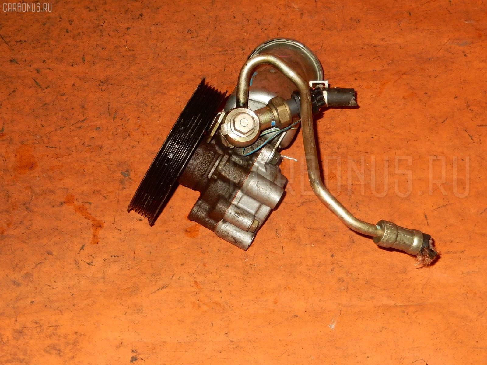 Гидроусилителя насос TOYOTA CHASER JZX100 1JZ-GE. Фото 5