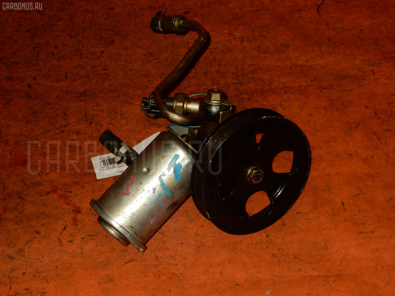 Гидроусилителя насос TOYOTA CHASER JZX100 1JZ-GE. Фото 4