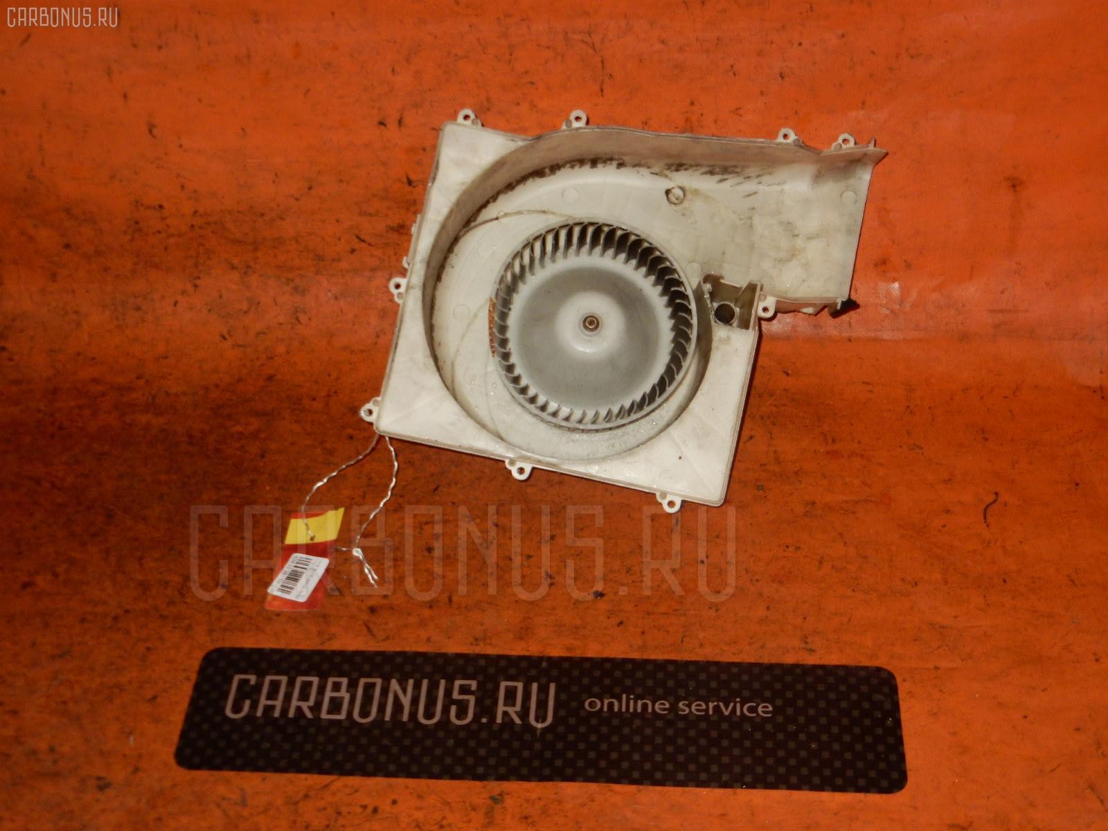 Мотор печки NISSAN BLUEBIRD SYLPHY TG10. Фото 7