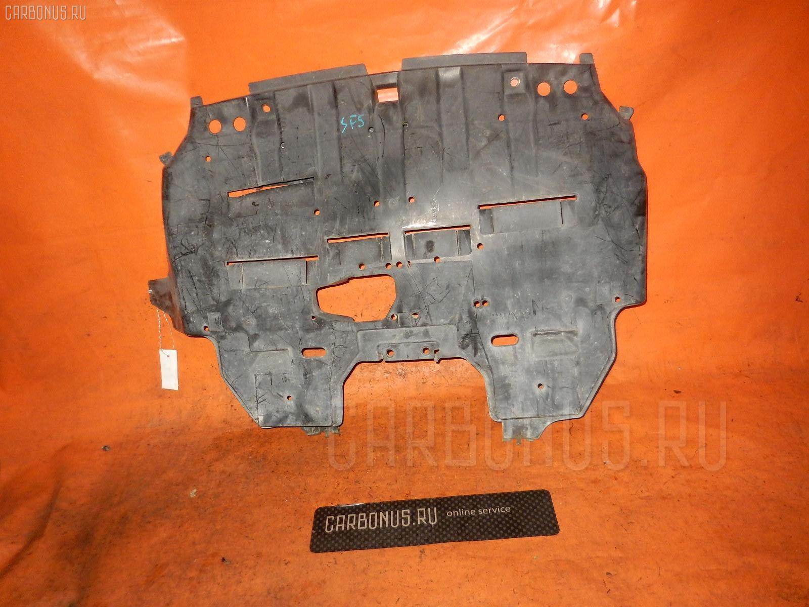 Защита двигателя SUBARU FORESTER SF5 EJ20. Фото 11
