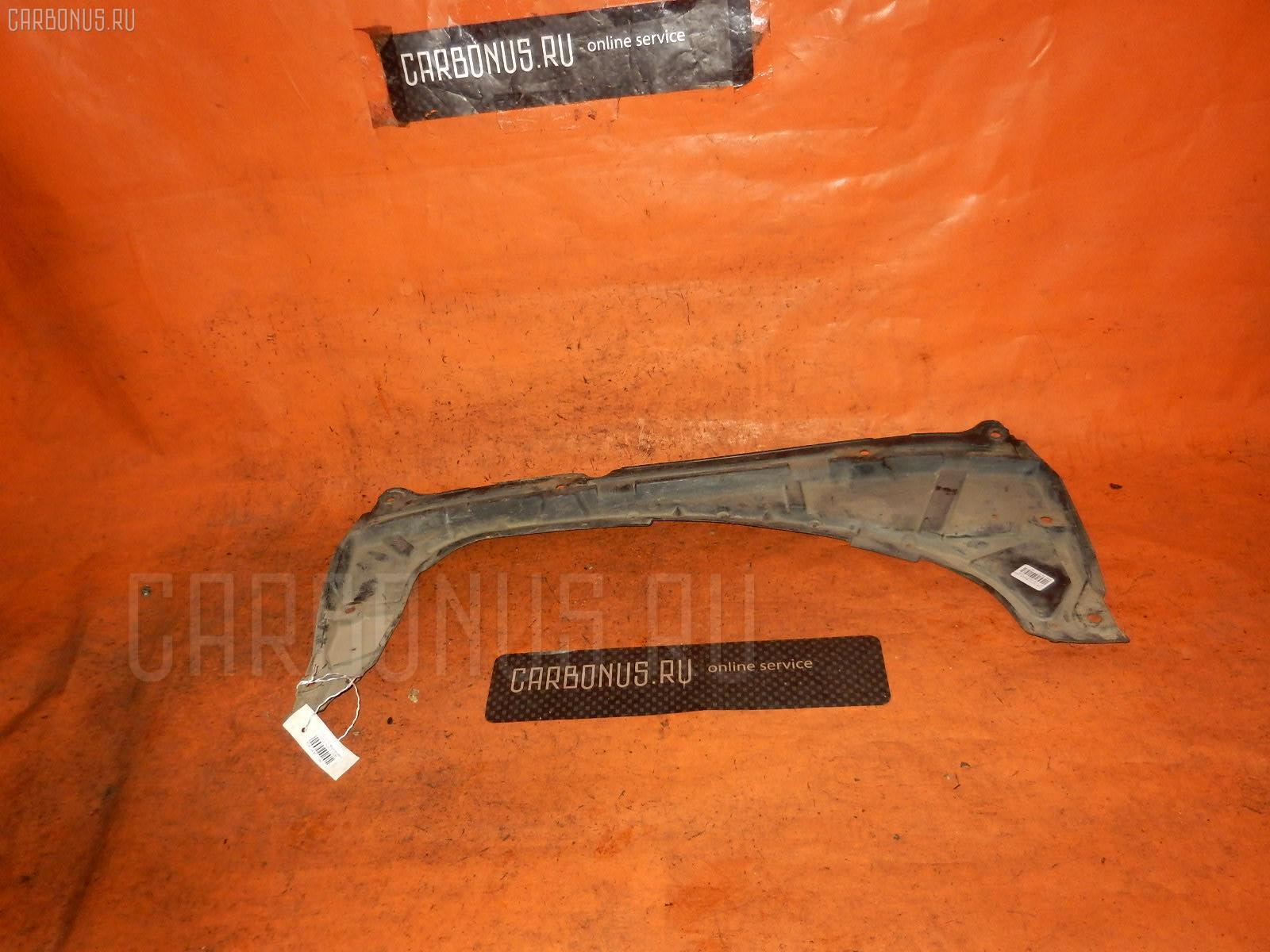 Защита двигателя NISSAN NOTE E11 HR15DE. Фото 4