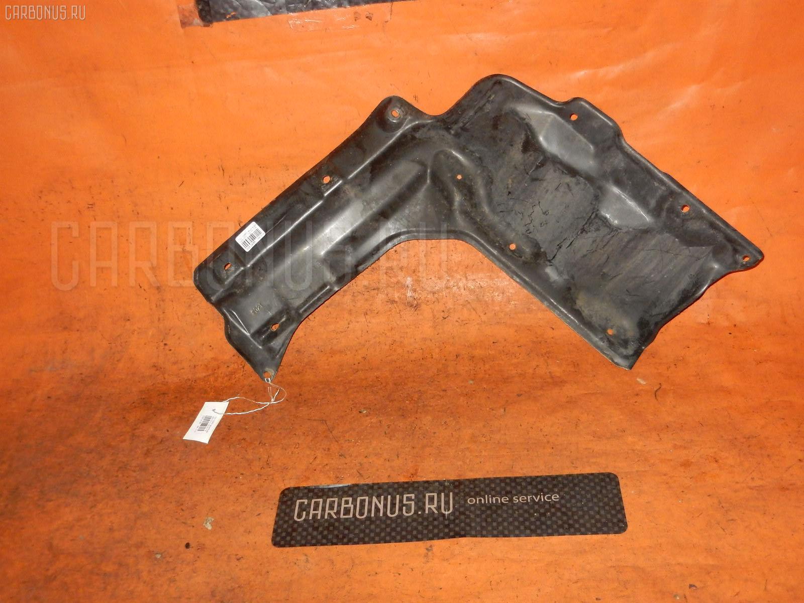 Защита двигателя TOYOTA COROLLA RUNX NZE121 1NZ-FE. Фото 10