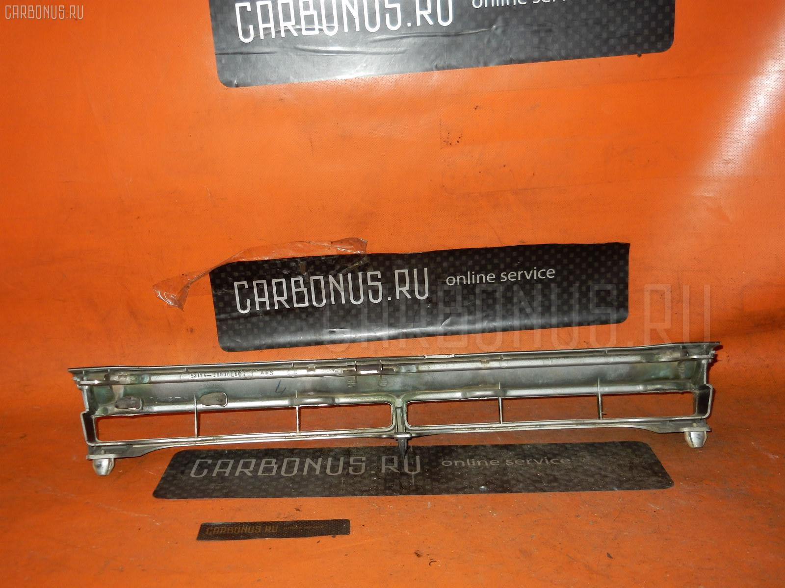 Решетка радиатора TOYOTA CARINA AT170. Фото 5