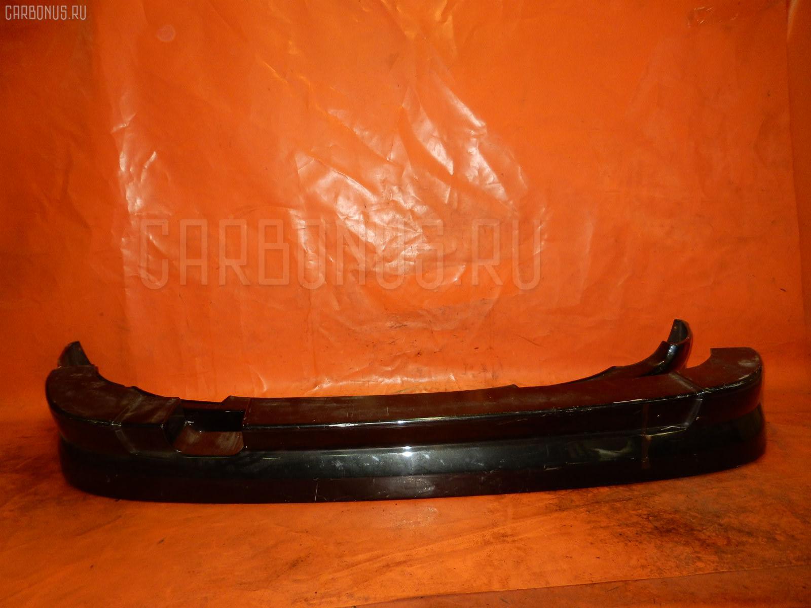 Порог кузова пластиковый ( обвес ) TOYOTA FUNCARGO NCP21. Фото 10