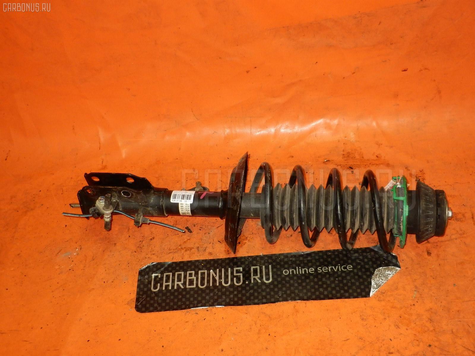 Стойка амортизатора Honda Fit GK4 Фото 1